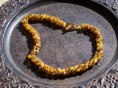 Amber Necklace ANECK06