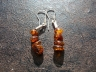 Amber Earrings ER106